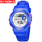 SYNOKE Kids Watches Children Digital LED Sport Watch Kids Watches Boys Waterproof Smart Watches For Kids montre enfant