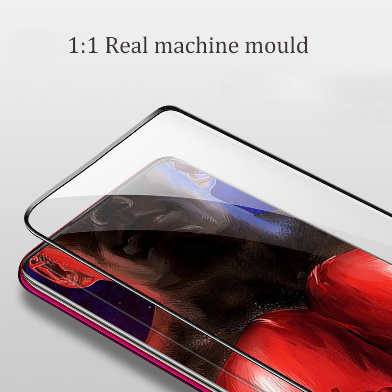 KEYSION Tempered Glass For Xiaomi Mi 9T Pro Mi9 Screen Protector Protective Glass Film Full Cover for Redmi K20 Pro for 7A Note7 in Phone Screen Protectors from Cellphones Telecommunications