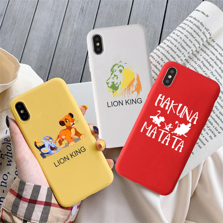 I Am Lion iPhone 7 Back Cover - Flat 35% Off On iPhone 7 Covers