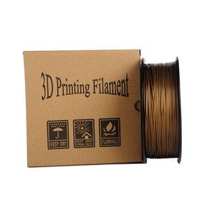 Image 5 - 10 個 1.75 ミリメートル 1 キログラム/ピース 0.5 キログラム/ピース固体 PLA ABS フィラメント 3D プリンタ 3D ペンフィラメント材料送料関税米国/RU/EU