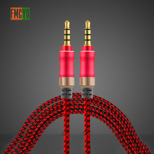Image 5 - Jack 3.5 mm Audio Extension Cable 1.5m Dual Aux Cable for Car Computer Iphone