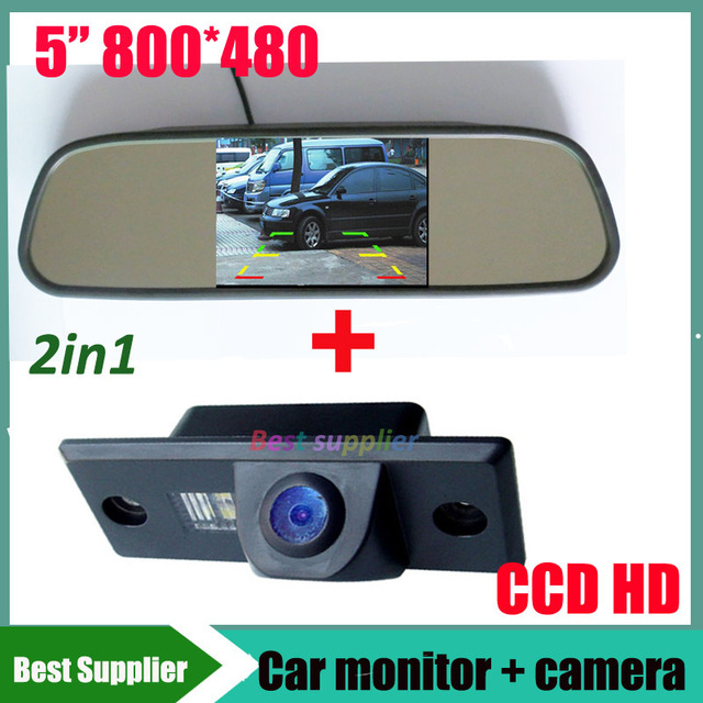 2in1 CCD car rear view parking camera for VW Touareg Tiguan Old Passat Santana Polo Sedan_640x640 aliexpress com buy 2in1 ccd car rear view parking camera for vw Basic Electrical Wiring Diagrams at virtualis.co