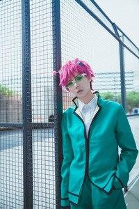 Image 5 - Pour Saiki Kusuo no Psi Nan Cosplay Costumes la vie désastreuse de Saiki K. Hommes ensemble complet vêtements uniforme