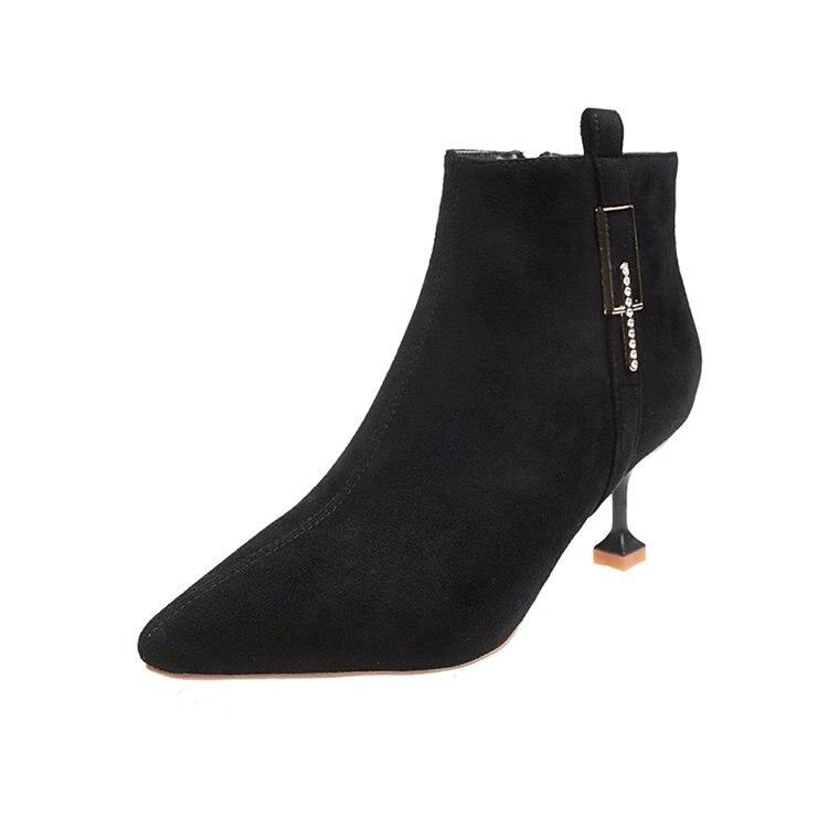Femmes Luxe Dames Chaussures Marque 2019 Botte 1 Designers qER51A1