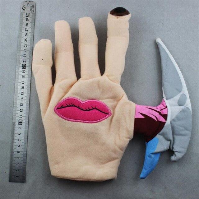 Перчатка на руку аниме паразит 2