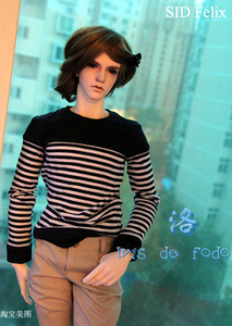 Image 5 - HeHeBJD Ball Jointed Doll Resin Art Dolls 1/3 bjd doll handsome big man free eyes new body