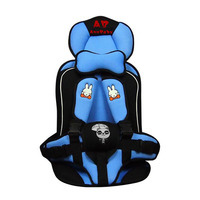 2016 New Adjustable Baby Car Seat Cushion Child Car Safety Seat Safety Car Seat For