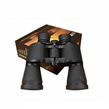 Portable Mini Binocular Telescope 20×50 Optical Film BAK4 Prism 16x Zoom Outdoor Binoculars Travel Hunting Scenery Horse Racing