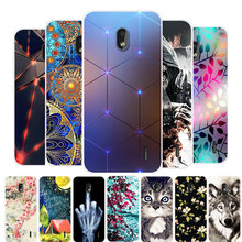 все цены на For Nokia 2.2 Case Nokia2.2 2019 Case Silicone TPU Soft Back Cover Phone Case For Nokia 2.2 TA-1188 TA-1191 TA-1179 5.71