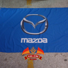Mazda флаг гоночной команды, mazda Гоночный флаг, 90*150 см полистер флаг из полиэстера флаг