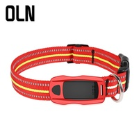OLN GPS Intelligent Pet Cat and Dog Locator Dog Tracker Necklace Lost proof Waterproof Pet Multi purpose Tracking Device