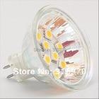MR16 Led Bulb 10 Led Smd Bulb BI-PIN Led Lamp 24VAC 24VDC AC/DC10-30V Boat Light Marine Light 1pcs/lot