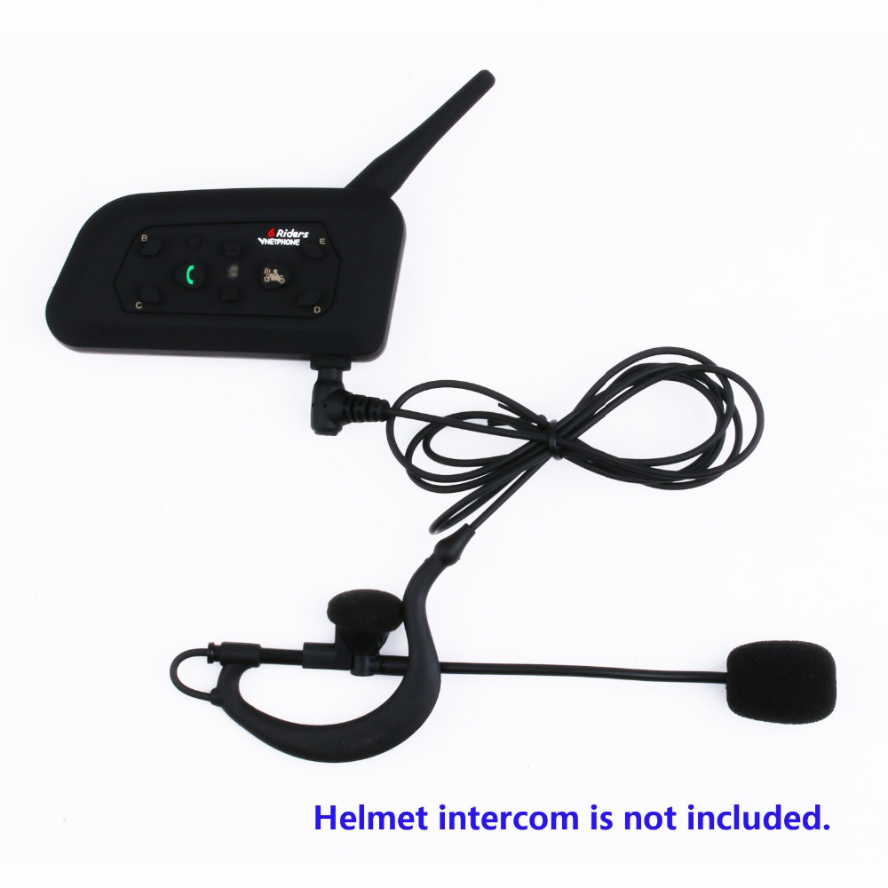 Image 5 - 3PCS Referee Earhook Headphone 3.5mm Jack Headset for Vnetphone  