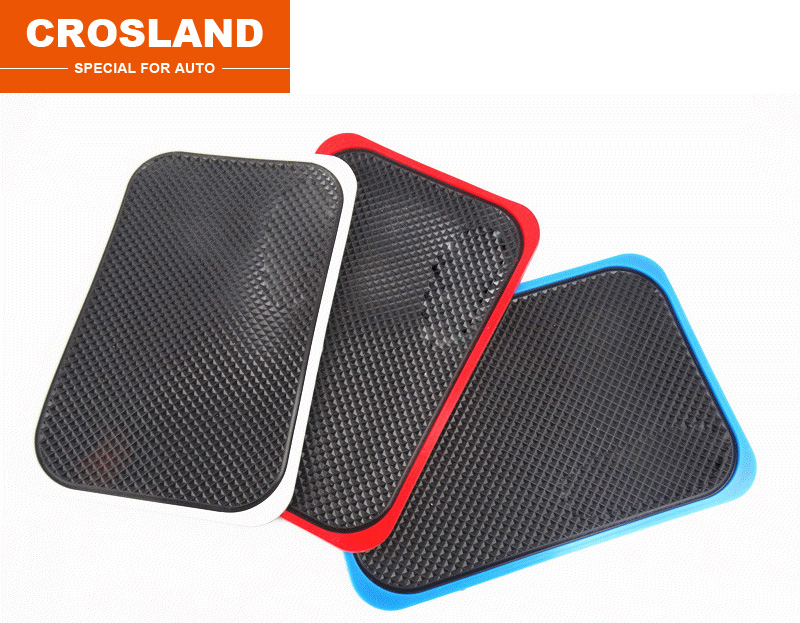 1 шт. 9×14 см нескользящей коврик мобильный телефон коврик приборной панели духи занос площадку для Chevrolet sail 3