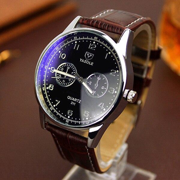 мужские часы лучший бренд роскошь бесплатная доставка