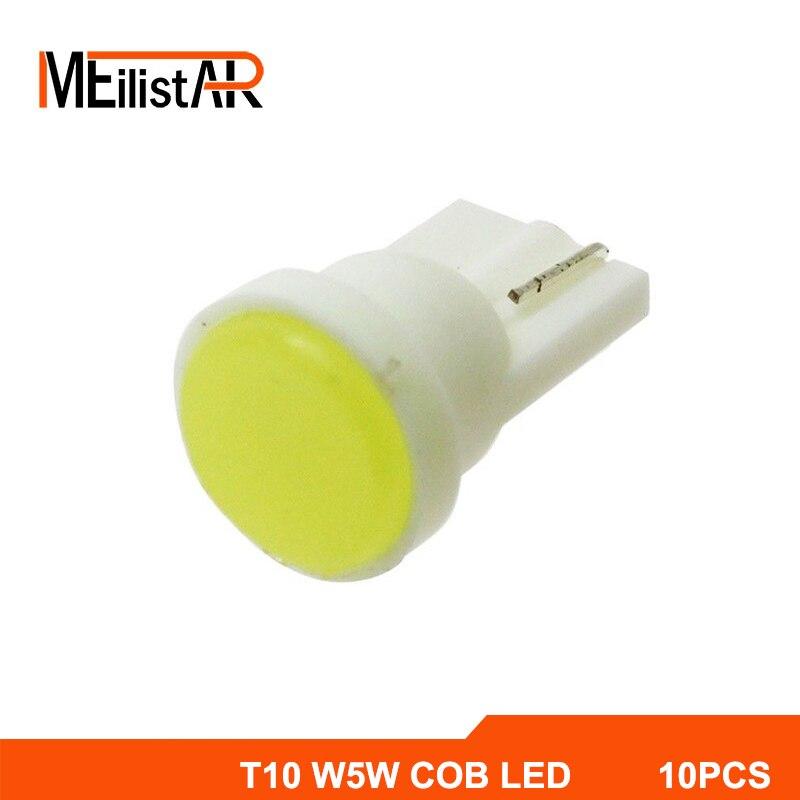 1 шт. Керамика интерьер автомобиля светодиодные T10 удара W5W 168 Клин дверь инструмент боковая лампа Car Light Белый/ синий/зеленый/красный/желтый и...