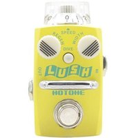 Hotone SFL 1 Lush Analog Flanger Guitar Effect Pedal with Bonus Patch Cable and Power Adapter