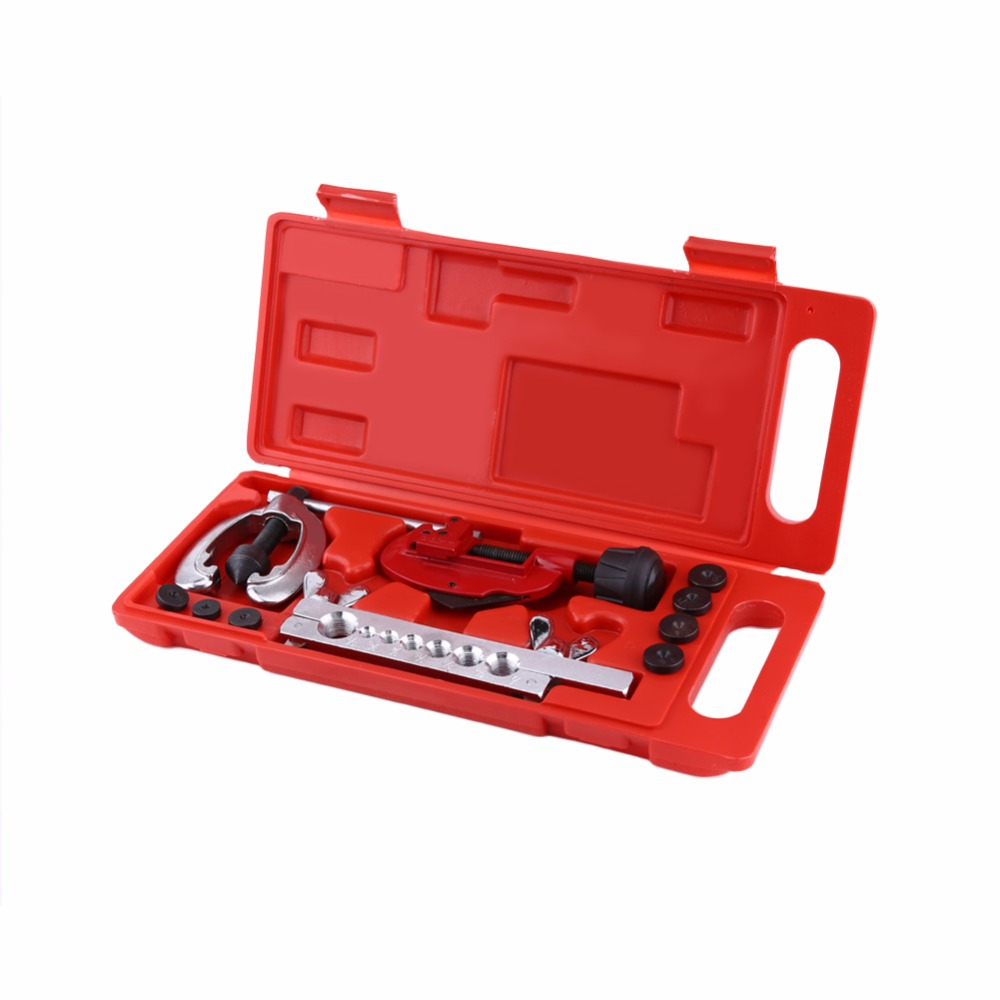 Tube Flaring Tool Kit with Cutter