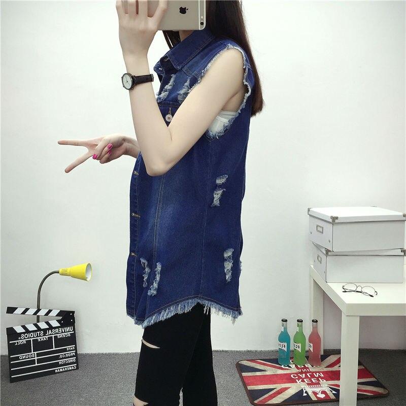 4 jeans vest