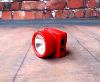 3Pcs/Lot Waterproof Rubber Tapping Headlight YJM-4625 1W 3000Mah Cordless Headlamp Camping Light  Hiking Head Torch
