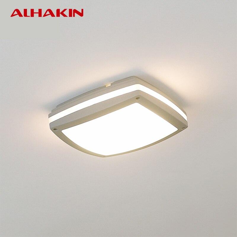 Alhakin waterproof ceiling light aluminum ceiling e27 2pcs - Waterproof bathroom ceiling lights ...