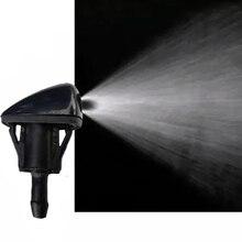JEAZEA 2 шт. стеклоочиститель Форсунка для hyundai Accent Elantra Sonata Tiburon Kia Optima Amanti Rio Spectra Sorento