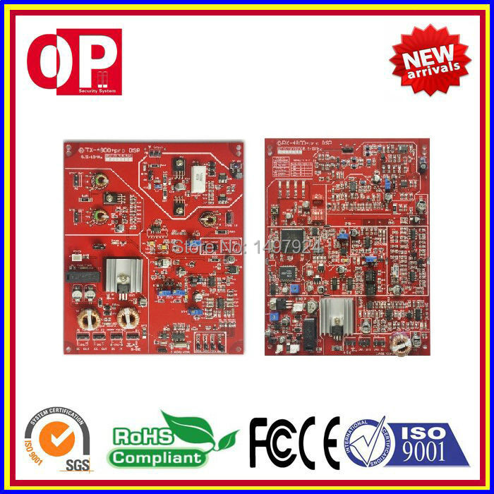 2018 hot selling High sensitivity RX TX EAS RF 8 2MHz dual board with DSP technology