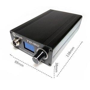 Image 5 - Station de soudage chauffage numérique, fer à souder électronique nouvelle Version STC T12 OLED