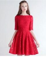 Сексуальные Красные кружевные короткие платья для выпускного вечера 2018 вечернее платье мини платья для вечеринок robe de soiree платье для выпус