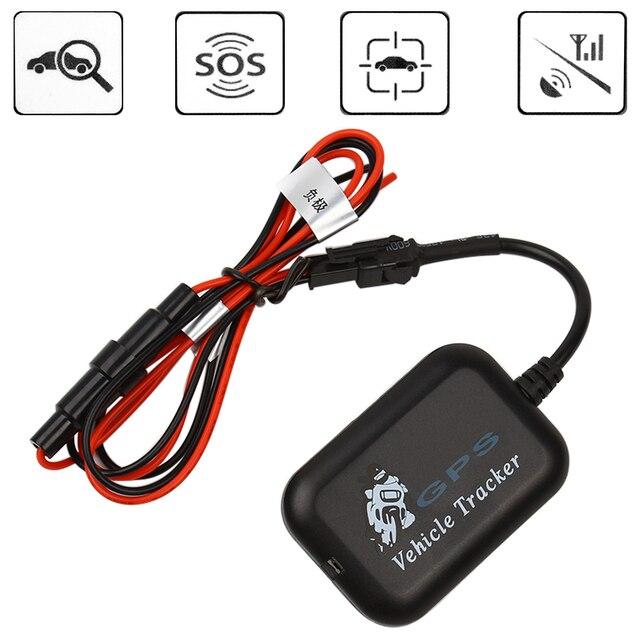 АВТО GPS Tracker автомобиль Автомобиля Мотоцикл Rastreador Localizador Veicular gps мотоцикл Мини gps GSM moto GT005 Локатор