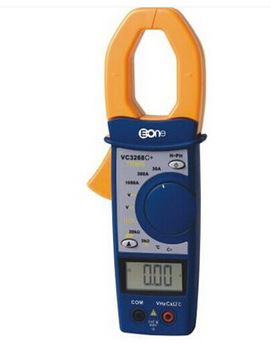 ФОТО VC3268C+ AC 1000A True RMS multifunction digital Clamp meter/ Phase meter/ Temperature tester