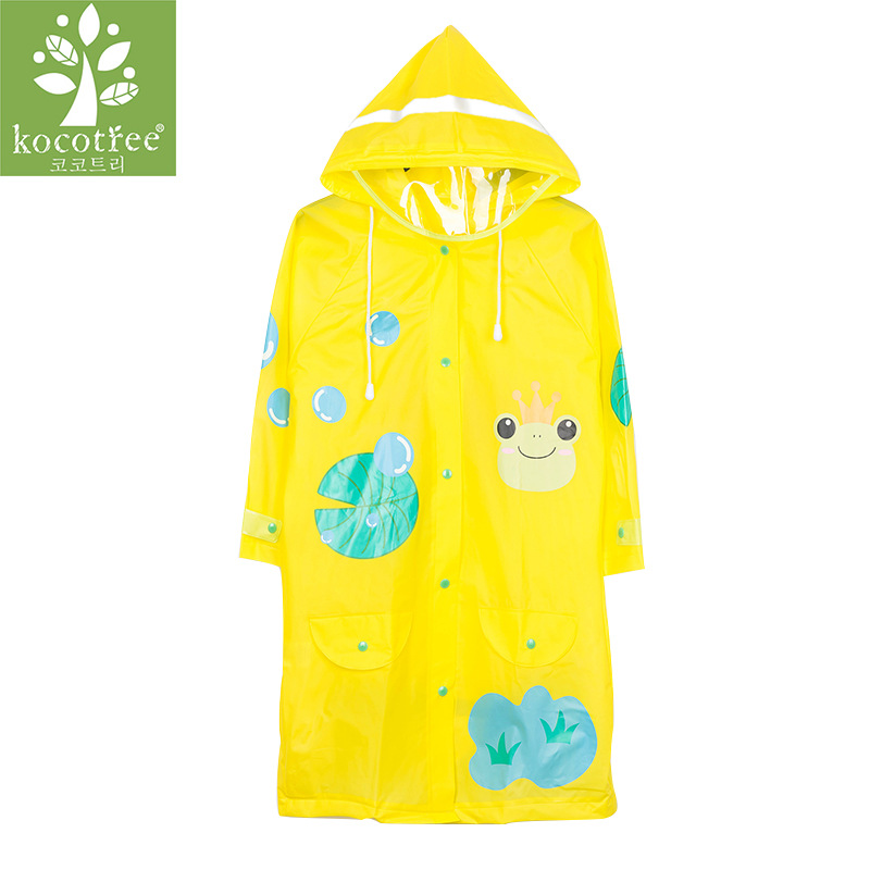 Image 3 - Students Raincoat With School Bags Cool Children RainCoat Kids rain pocket Jacket Waterproof Rain Coat Suit Children Raincoat-in Raincoats from Home & Garden