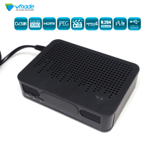 Vmade DVB T2 K3 Terrestrial Receiver FULL HD Digital TV Tuner Receptor MPEG4 MSD7T0 built-in Demodulator H.264 TV set top box