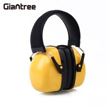 giantree Anti-Noise Ear Protector Earmuffs Ear Muff Hearing Protection Tactical for Outdoor Hunting Shooting Sleep Soundproof