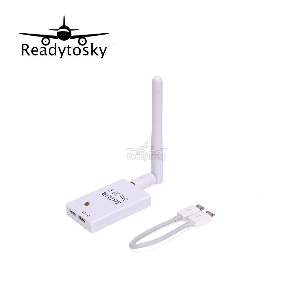 Newest Mini 5 8G 150CH FPV Receiver UVC Video Downlink OTG For VR Android Phone