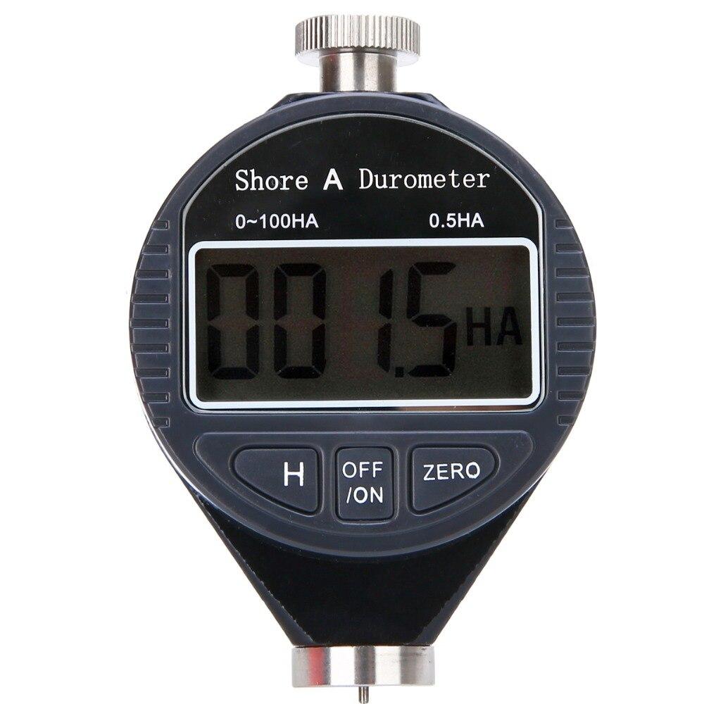 1 db új digitális keménységű durométer teszter 0-100HA Shore - Mérőműszerek - Fénykép 2