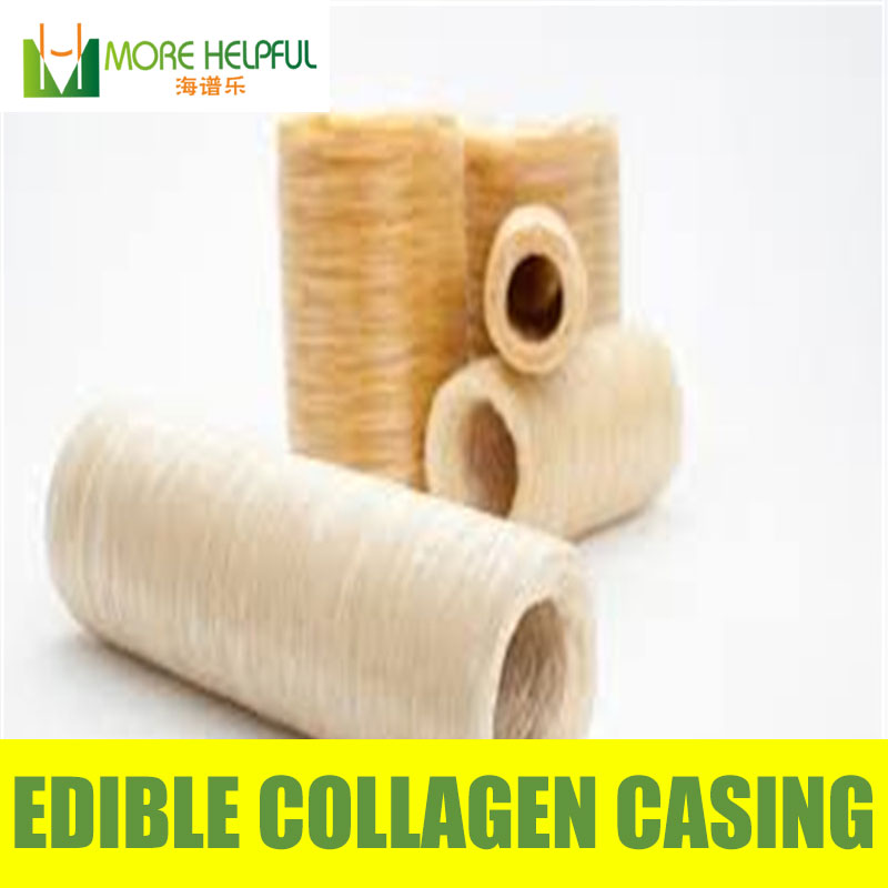 collagen sausage