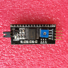 10pcs/lot 1602 2004 LCD Adapter Plate IIC I2C Interface for arduino LCD 1602