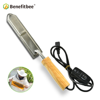Benefitbee Beekeeping Tools Electric Bee Honey Knife For Beekeeper Heating Adjustable Bee Knife Beekeeping Equipment Apiculture
