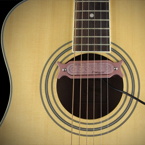Flanger FP-09 guitare acoustique magnétique