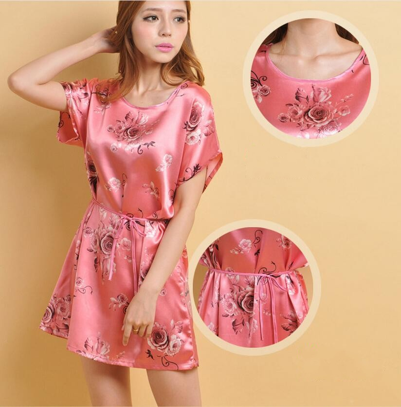 Online Buy Wholesale personalized silk pajamas from China ...