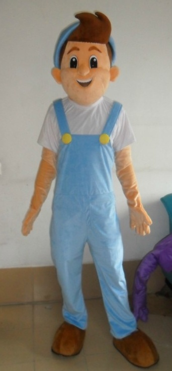 Прямая продажа с фабрики странные синий ремень смешные детские нарядные платья Маскоты костюм взрослого характера Косплэй костюм Бесплатн