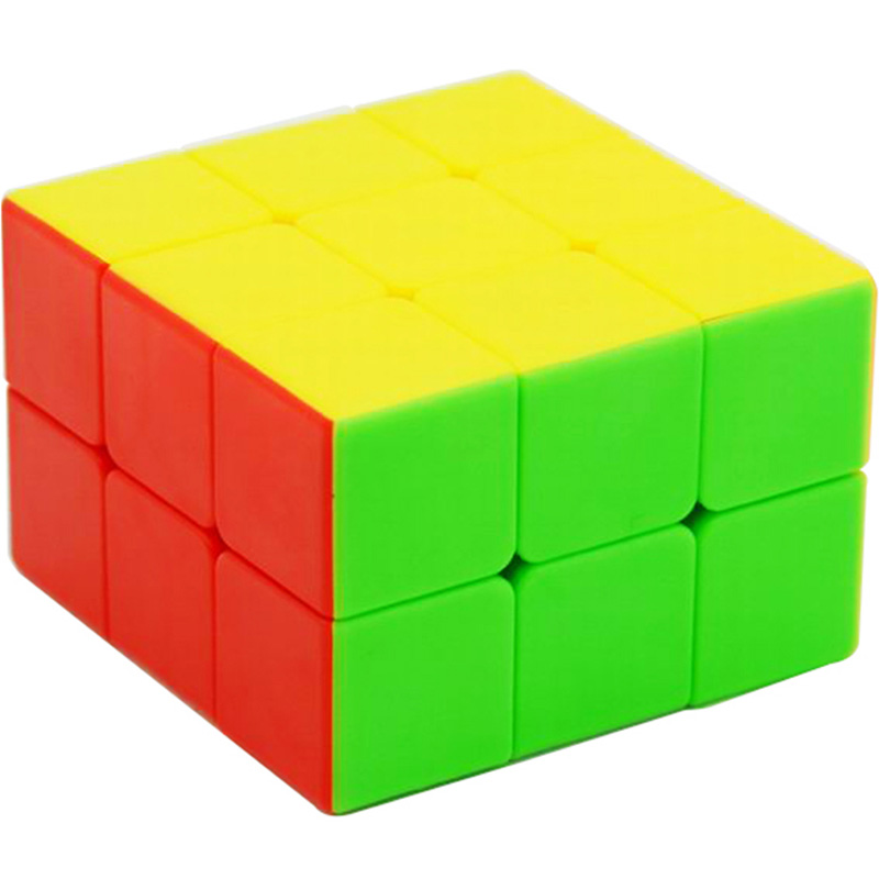 Cube Magic Cube 2x3x3 Speed Puzzle Cubes Kids Educational Puzzles Toy Funny Toys for Children 233 Antistress Neo Cubo Magico New russian 6side cubes puzzle for toddlers and kids 5 different animal russian alphabet number fruits puzzles educational toys