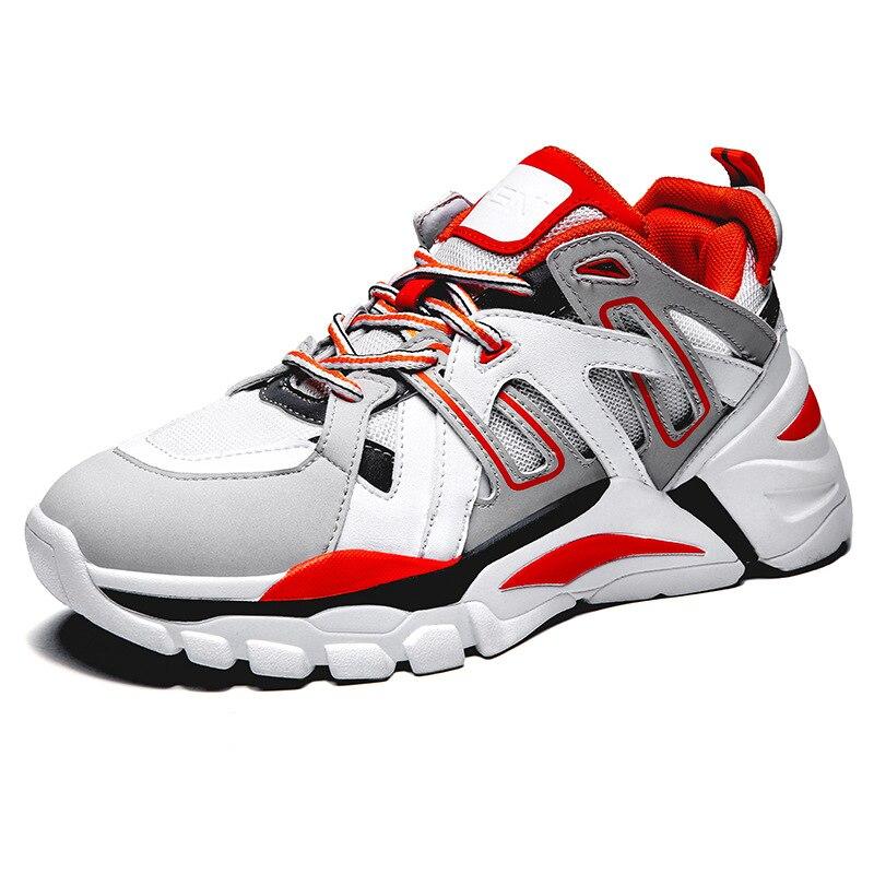 En De Negro 2019 Ocio Zapatos Los Moda Primavera Nueva La Hombres blanco Baitie rwWqpFSr