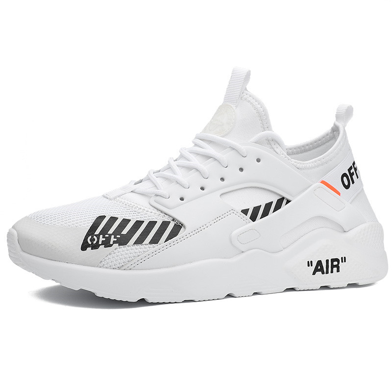 2019 Fashion Men's Shoes Spring And Autumn White Ins Super Fire Torre White Net Red Sports Men's Trend Yasilaiya Im In- Und Ausland FüR Exquisite Verarbeitung, Gekonntes Stricken Und Elegantes Design BerüHmt Zu Sein