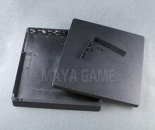 Haute qualité boîtier de remplacement coque housse pour Playstation 4 mince pour PS4 Slim 2000 Console de jeu