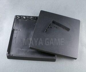 Image 1 - PS4 슬림 2000 게임 콘솔에 대 한 플레이 스테이션 4 슬림에 대 한 고품질 교체 주택 셸 케이스 커버