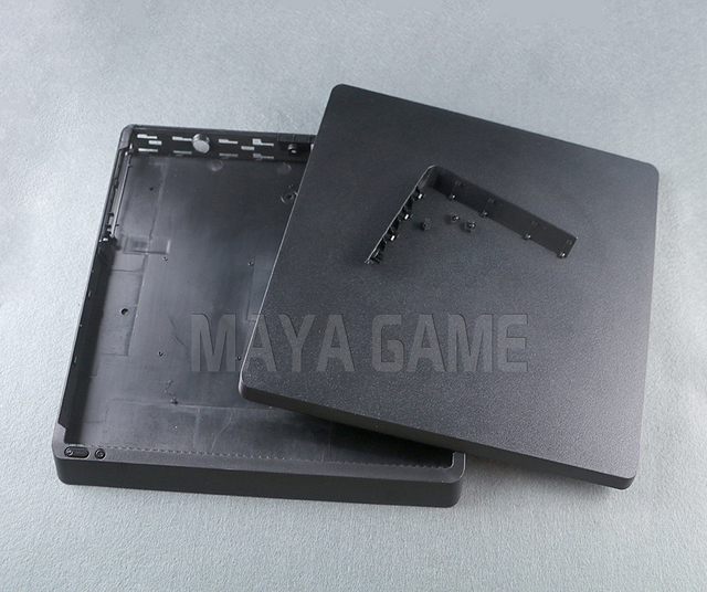 PS4 슬림 2000 게임 콘솔에 대 한 플레이 스테이션 4 슬림에 대 한 고품질 교체 주택 셸 케이스 커버