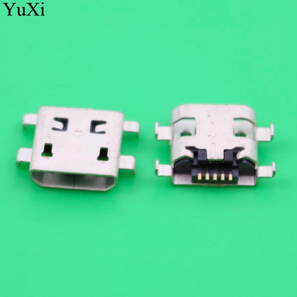 Micro Mini USB Jack Socket Connector Dock Plug 5pin For Alcatel One Touch POP 7 P310A Acer ICONIA A1-830 A1-810 Charging Port