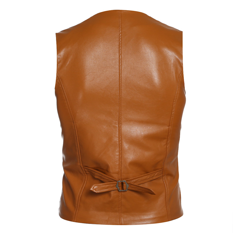 2018 New New Brands Mens Jacket Sleeveless veste homme Fashion Casual - Տղամարդկանց հագուստ - Լուսանկար 3